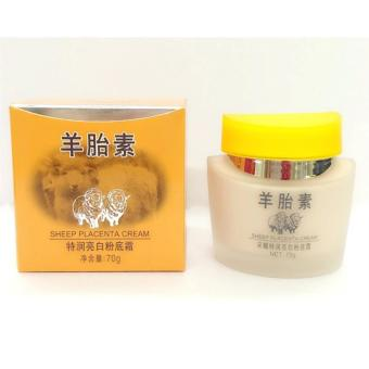 Caimei Sheep Placenta Whitening Foundation Cream 70g Price Philippines
