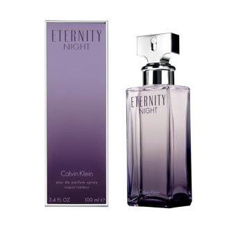 Calvin Klein Eternity Night Eau de Parfum for Women 100ml with FreeBag Hook - picture 2