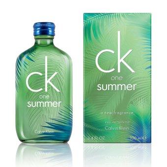 Calvin Klein One Summer EDT Spray 100 ml
