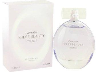 Calvin Klein Sheer Beauty Essence Eau De Toilette for Women 100ml