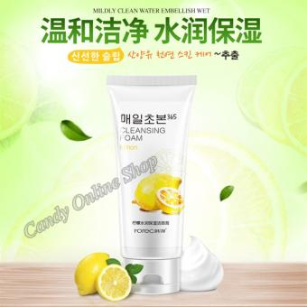 Candy Online Korea Deep Clean Facial Cleanser Lemon 120ml