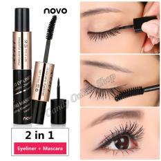 PHP 269. Candy Online Korea NOVO 2in1 Eyeliner + Mascara ...