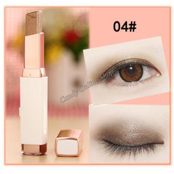 Candy Online Korea NOVO Double Color Gradient Velvet Eye Shadow Make Up Eye Liner Pen #4 - 2