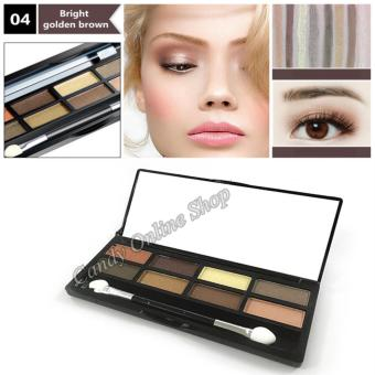 Candy Online Professional Makeup 8 Colors Glam Eye shadow MakeupPalette #4