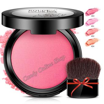 Candy Online Shiny Smooth Muscle Flawless Cheek Blush #2 - 2