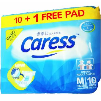 Caress Adult Diaper Medium (10pads)