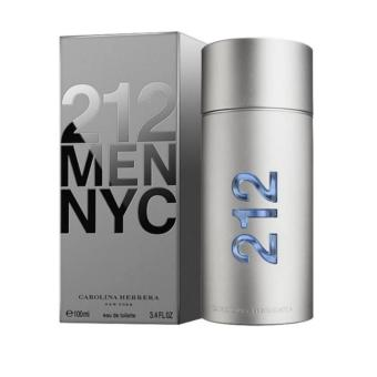 Carolina Herrera 212 NYC Men Eau de Toilette for Men 100ml