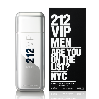 Carolina Herrera 212 VIP Men NYC Eau De Toilette 100mL