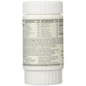 Centrum Multivitamin/Multimineral Supplement, Adults 30 caps(Expiration 03/2019) - 3