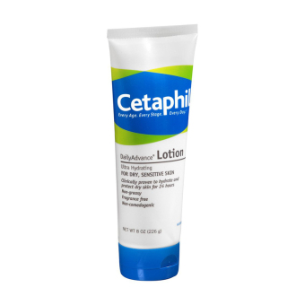 Cetaphil Daily Advance Ultra Hydrating Lotion 226ml