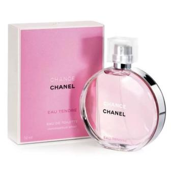 Chanel Chance Eau De Toilette Perfume for Women (Pink) 100ml Price Philippines