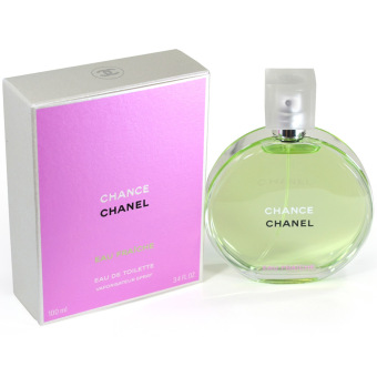 Chanel Chance Eau Fraiche Eau De Toilette for Women 100ml