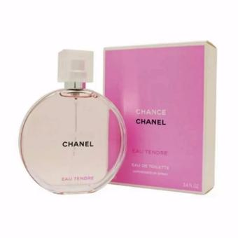 Chanel Chance Eau Tendre Eau De Toilette for Women 100ml Price Philippines