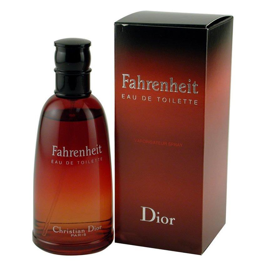 fahrenheit perfume 100ml