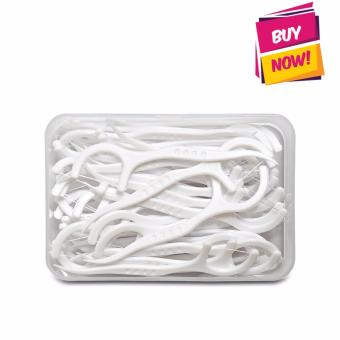 CleanStar (R) - Dental Floss Pick Box 25's