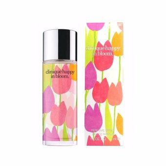 Clinique Happy in Bloom Tulips Eau Parfum for Women 100ml