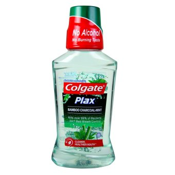 Colgate Plax Bamboo Charcoal Mint Mouthwash 250ml