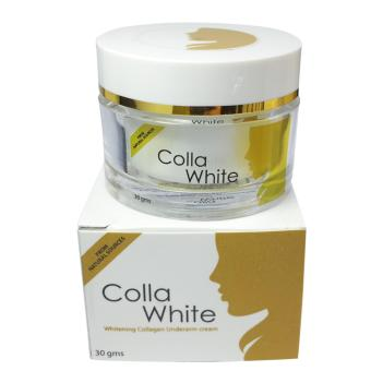 COLLA WHITE Whitening Collagen Underarm Cream