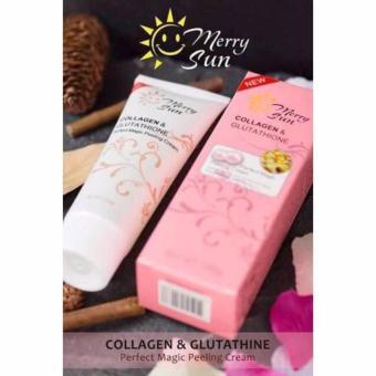Collagen & Glutathione perfect magic peeling cream - 4