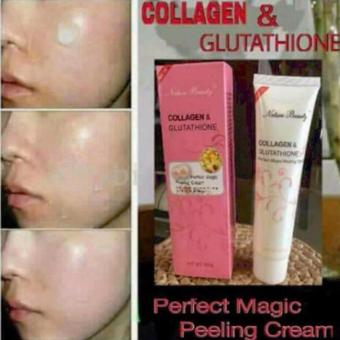 Collagen & Glutathione perfect magic peeling cream