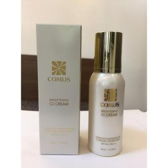 COMUS Brightening CC Cream SPF50/PA+++ 45ml Whitening/Flawless Control Base
