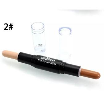 Concealer Foundation Contour Face Cream Makeup Palette Pro Toolcream sticks face concealer #02