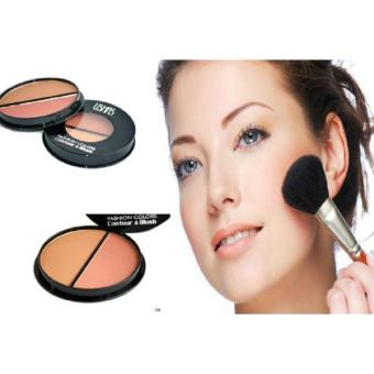 Contour Makeup Shading Powder Palette Face Concealer Contour &Blush Makeup #04 40g