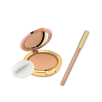 Coverderm Compact Powder 10g N1A