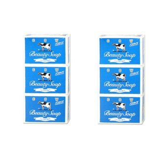 Cow Beauty Soap 135g set of 6