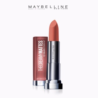 Creamy Matte Lipstick - Just a Teaser [New York's #1 - Inti-Matte Nudes Collection] by Maybelline Color Sensational - 3