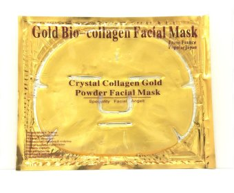Crystal Collagen Gold-Bio Powder Facial Mask Price Philippines