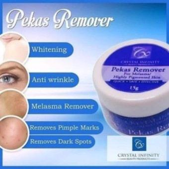 Crystal Infinity Pekas Remover Cream 15g Price Philippines