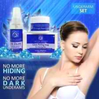Crystal Infinity Underarm Whitening Set Price Philippines