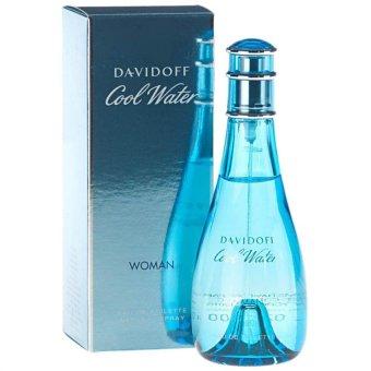 Davidoff Cool Water Eau De Toilette for Women 100 ML (Original/Authentic)