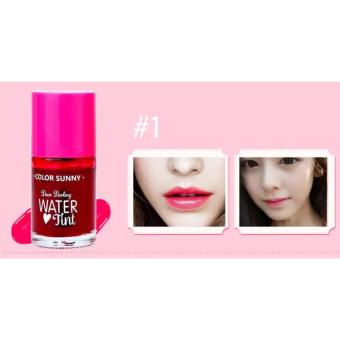 Dear Darling Water Tint Long Lasting Blush On and Cheek Tint LiquidLipstick lip gloss 12mL #01 52 grams
