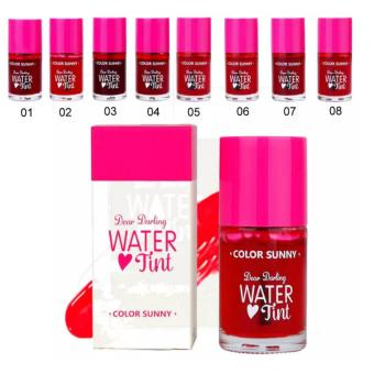 Dear Darling Water Tint Long Lasting Blush On and Cheek Tint LiquidLipstick lip gloss 12mL #02 - 2