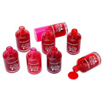 Dear Darling Water Tint Long Lasting Blush On and Cheek Tint LiquidLipstick lip gloss 12mL #02 - 3