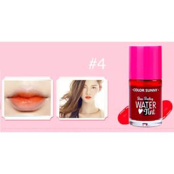 Dear Darling Water Tint Long Lasting Blush On and Cheek Tint LiquidLipstick lip gloss 12mL #03 52 grams