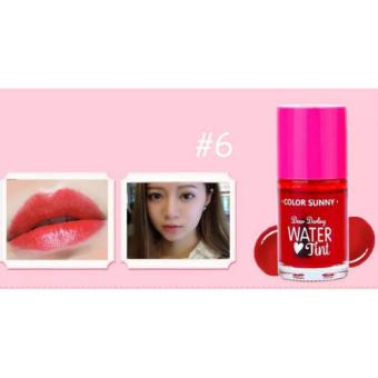 Dear Darling Water Tint Long Lasting Blush On and Cheek Tint LiquidLipstick lip gloss 12mL #06