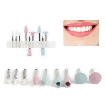 Dental teeth whiting Composite polishing kit Light-cured polishingset low-speed - intl - 5