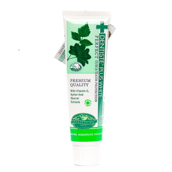 DENTISTE PLUS WHITE TPASTE 100G