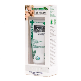 DENTISTE TP PREMIUM WHTNNG TREATMENT 50G