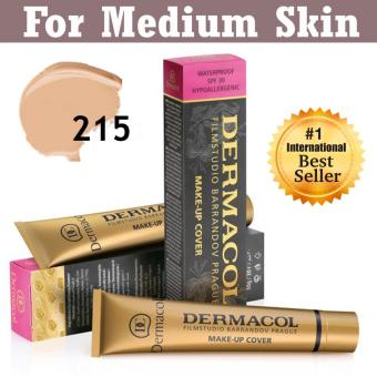 Dermacol EXTREME MAKE UP COVER FOUNDATION #215 (Medium Shade)