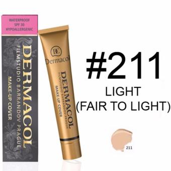 Dermacol Make-up Cover #211 LIGHT (FAIR TO LIGHT)