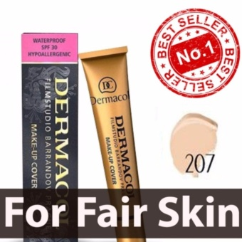 DERMACOL MAKE-UP COVER (Fair Skin) #207 Price Philippines