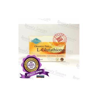 Diamond Orange Peel & L-Glutathione Soap 150g - 2