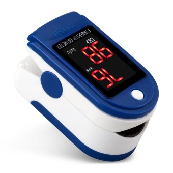 Digital Finger Pulse Oximeter LED Display SPO2 PR PI Oximetro Blood Oxygen Finger Oximeters - intl
