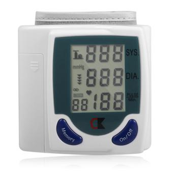 Digital LCD Arm Blood Pressure Monitor
