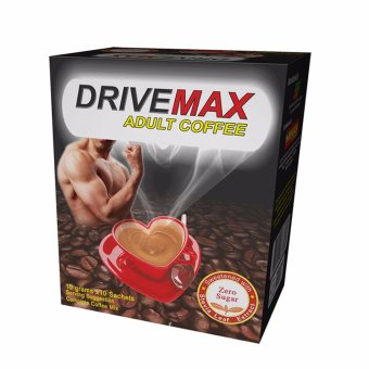 DMX DRIVEMAX BRAND HERBAL BLEND COFFEE BOX OF 15'S