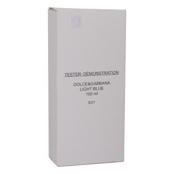 Dolce & Gabbana Light Blue Eau De Toilette for women 100ml (Tester) - picture 2
